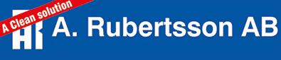 A Rubertsson AB Logo